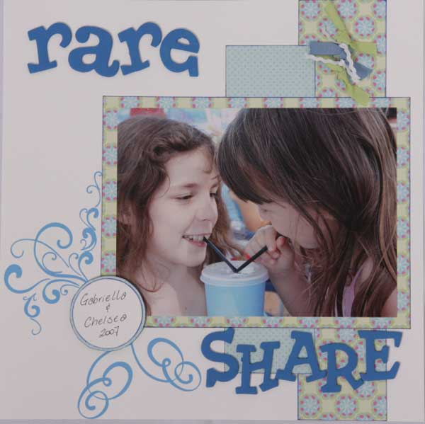 Tracey-share